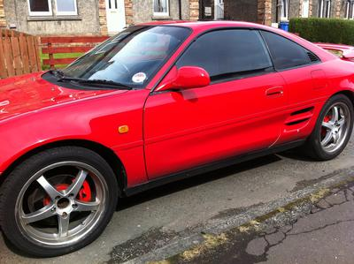 1994 Toyota MR2 GT Coupe