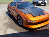 1991 Toyota MR2 Orange Norm Fowler