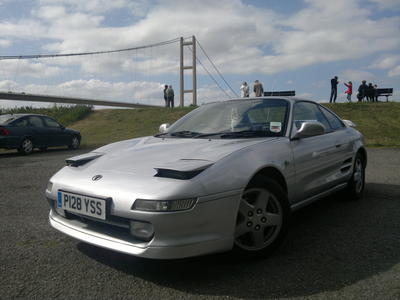 1996 Toyota MR2 GT T Bar