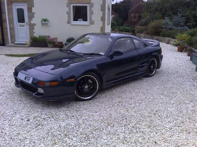 1991 Toyota MR2 GT