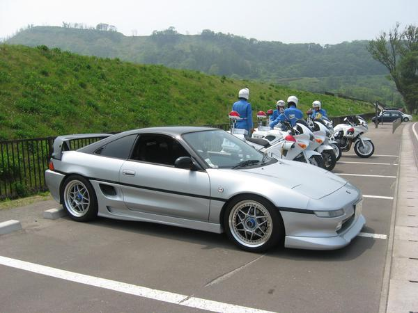 1996 Toyota MR2 GT S